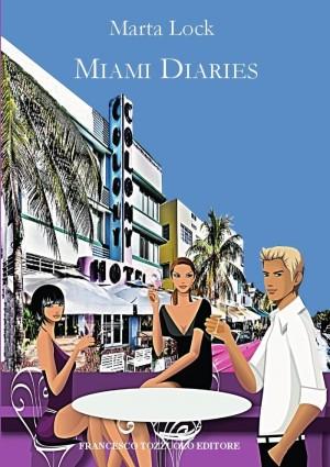 Miami diaries copertina