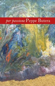 Cover catalogo Peppe Butera - Per passione