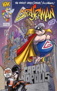 cover Graspaman