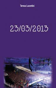 Lucentini 23-03-2013 cover