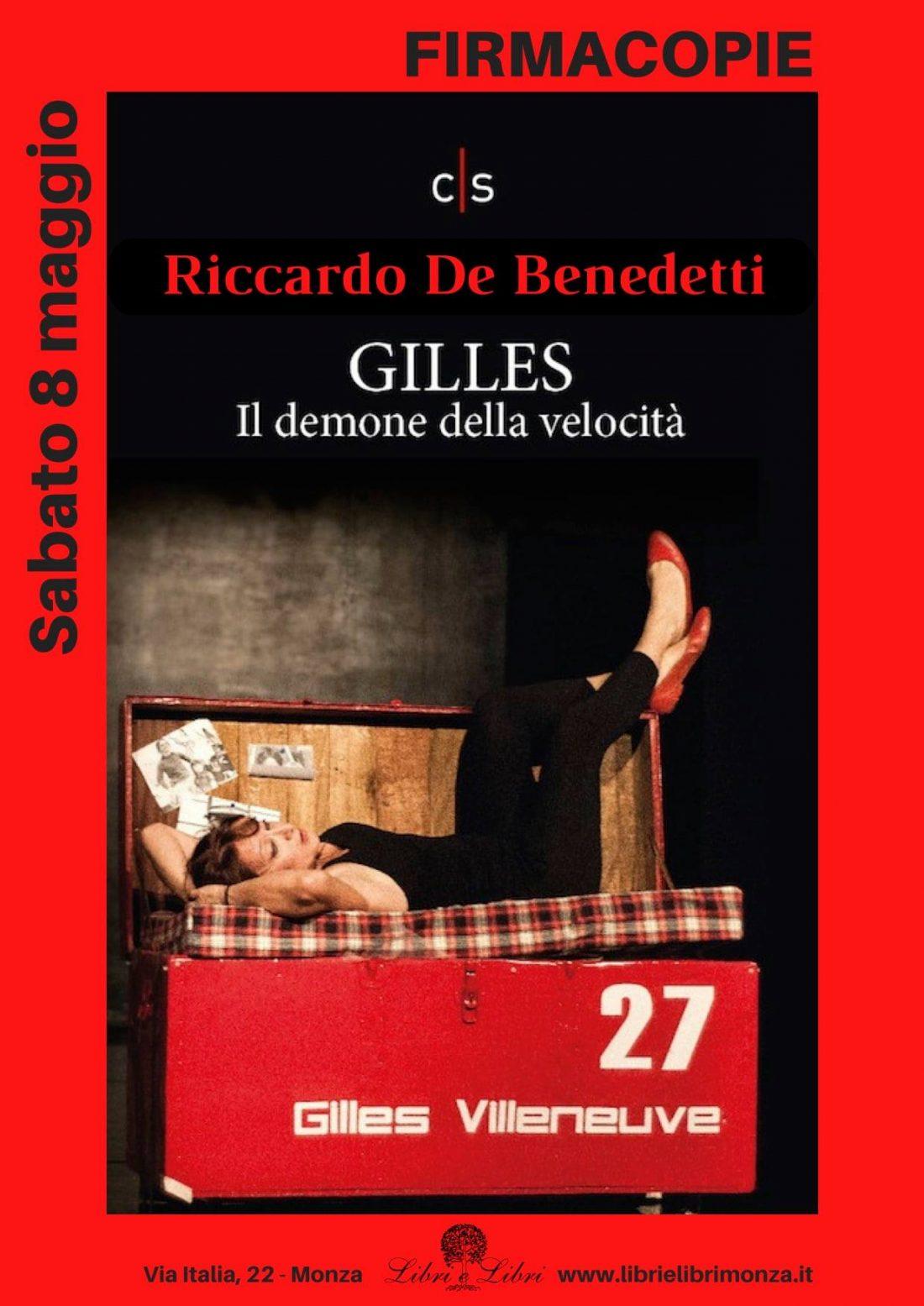 Firmacopie: Gilles. Demone della velocità
