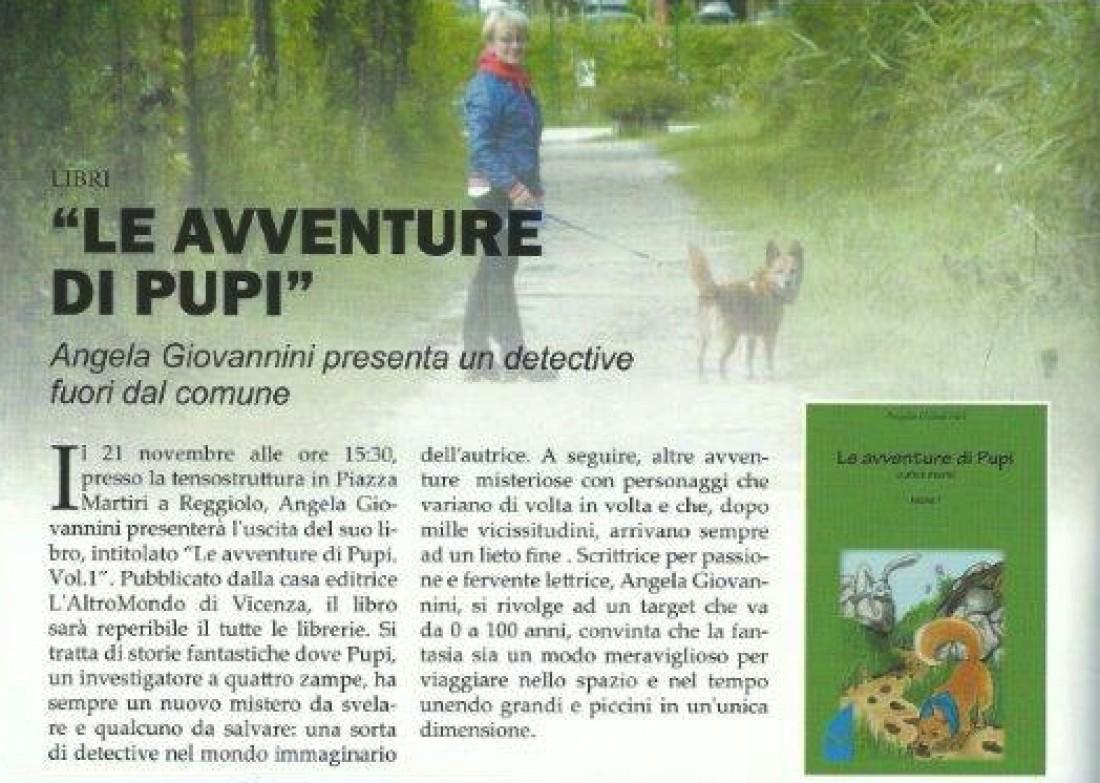 Le avventure di Pupi e altre storie