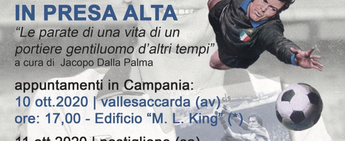 """Presentazione del libro """"In presa alta"""" di Ivano Bordon a cura di Jacopo Dalla Palma"""