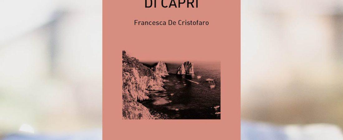 """Presentazione romanzo """"Sotto le stelle di Capri"""""""