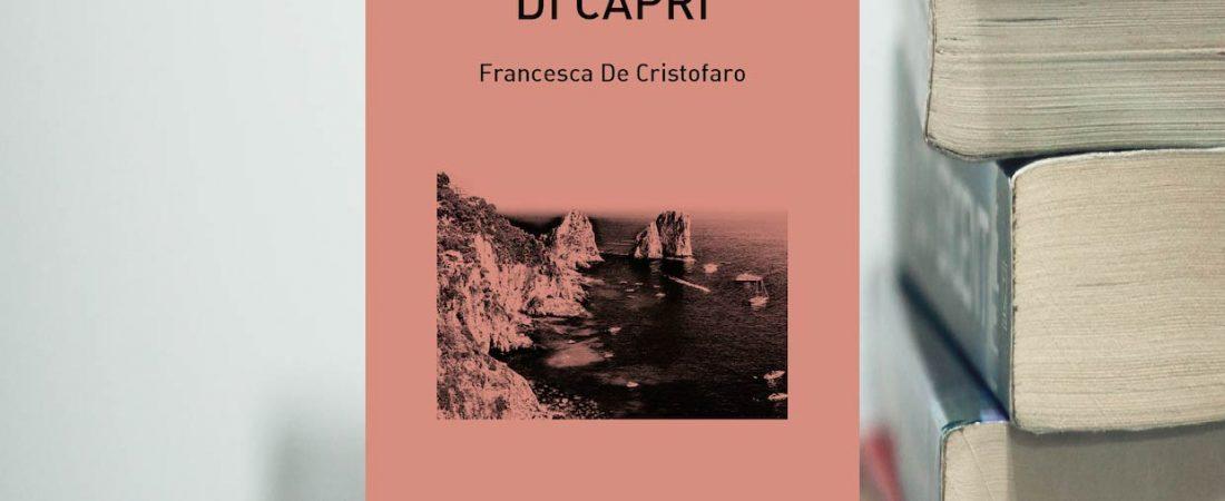 """Presentazione del libro """"Sotto le stelle di Capri"""""""
