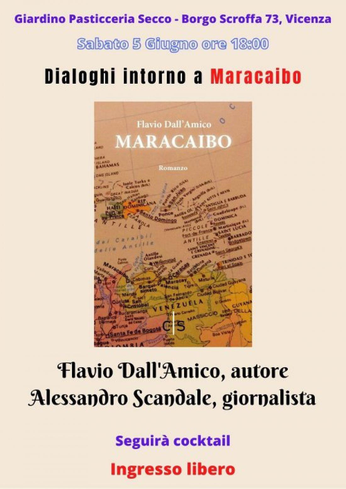 """Presentazione: """"Maracaibo"""""""