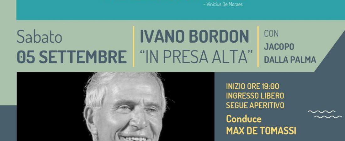 """Presentazione del libro """"In presa alta"""" di Ivano Bordon e Jacopo Dalla Palma"""