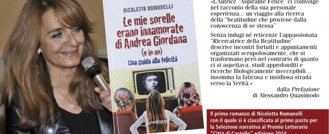 """""""Le mie sorelle erano innamorate di Andrea Giordana (e io no) – Una guida alla felicità"""""""