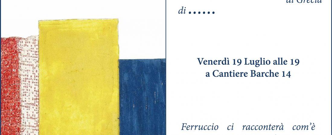 """Presentazione """"La sorpresa"""" di Ferruccio Scabbia"""