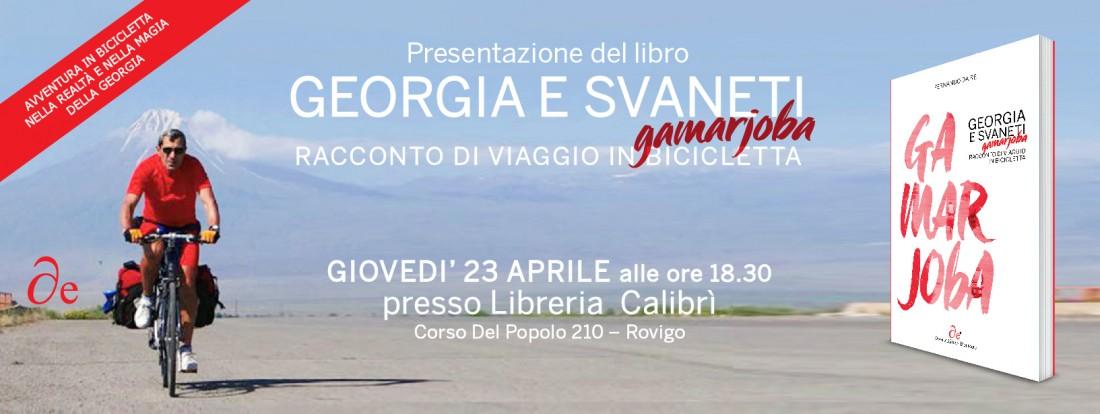 Presentazione: Georgia e Svaneti, gamarjoba