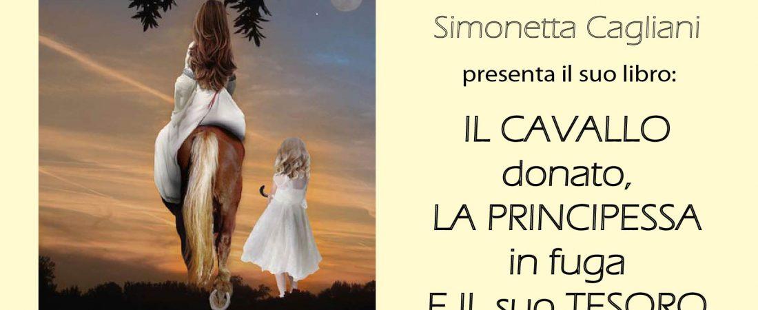 Presentazione: Il cavallo donato, la principessa n fuga e il suo tesoro