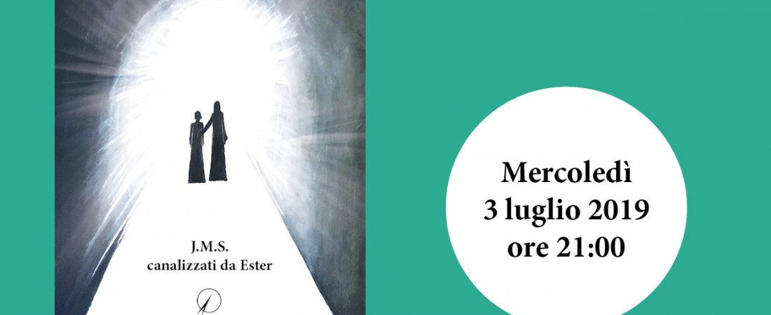 """Presentazione: """"La porta della luce"""" di Ester"""