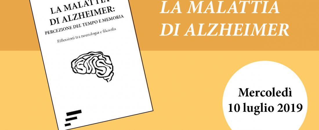 """Presentazione: """"La malattia di Alzheimer"""" di Veronica Perego"""