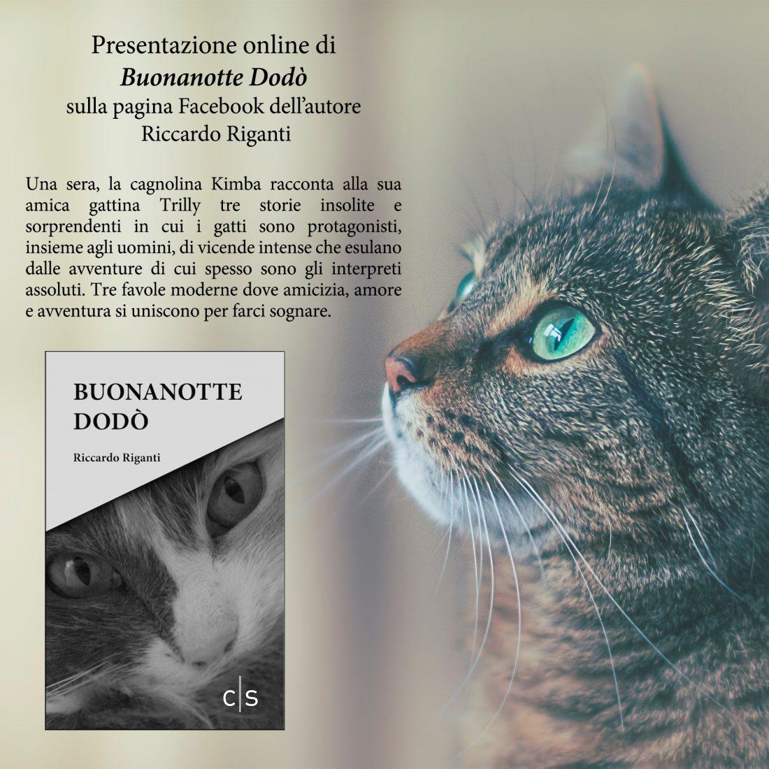 Presentazione online: Buonanotte Dodò